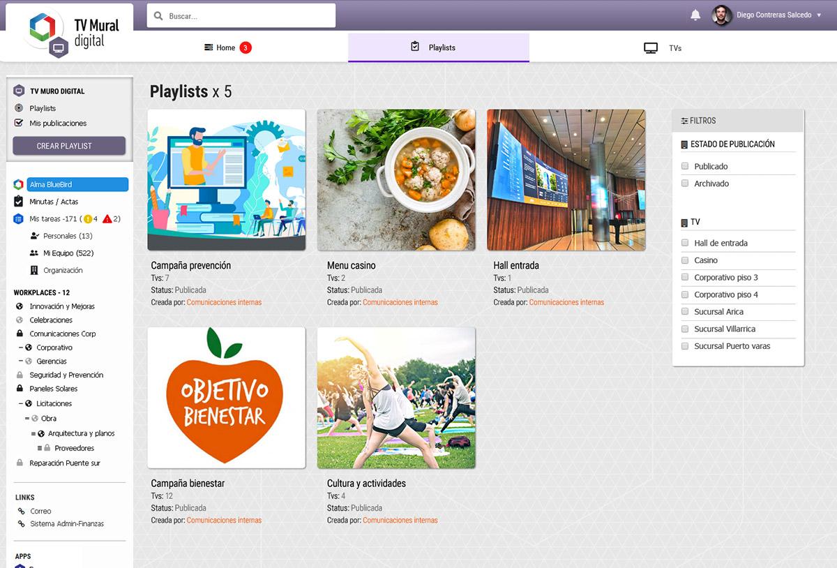 playlist-de-contenidos